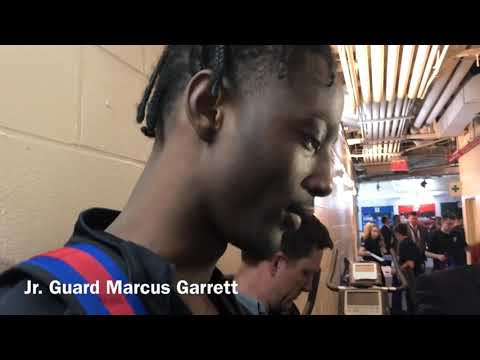 Marcus Garrett On KU's Turnovers and Loss to Duke