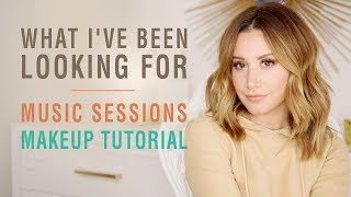 What I've Been Looking For I Music Sessions Makeup Tutorial I Ashley Tisdale