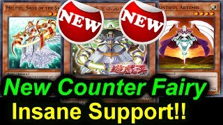 Gambar cover New Counter Fairy - INSANE SUPPORT!!