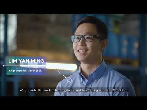 Part 1: Digitalisation of Ship Delivery Process