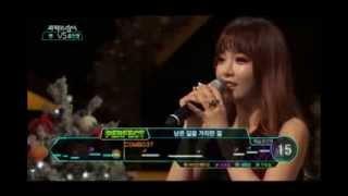 퍼펙트싱어VS Ep.16 : 홍진영_인연