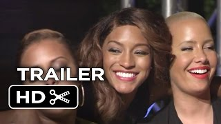 Sister Code Official Trailer 1 (2015) - Amber Rose Movie HD