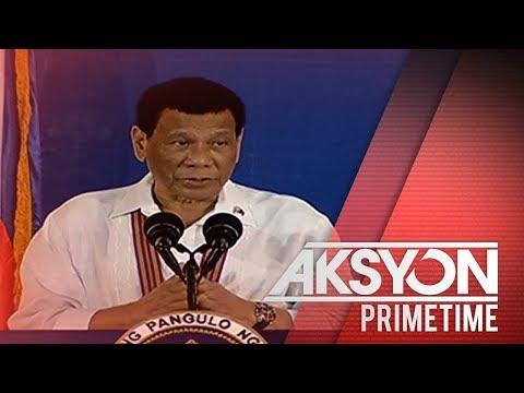 [News5]  Pres. Duterte, nagbirong gagawing live target ng sundalo ang mga banyagang kritiko