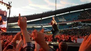 Foo Fighters My Hero Ullevi Gothenburg 2018 06 05