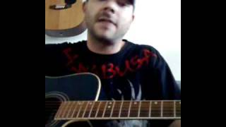 seven mary three acoustic cover lame