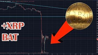 BITCOIN: How to find the bottom? BCH Fork Update. BTC, XRP Ripple, BAT price analysis.