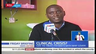 Clinical Crisis: Doctors accuses clinical officers of lacking the skills to perform minors Surgeries