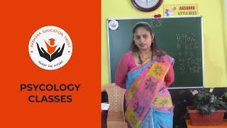 Akshara Teacher Training | Psycology Class | Online Classes | Online Teacher Training | Teacher - ONLINE