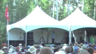 The Arrogant Worms Preforming Live at CJ 2013 in Sylvan Lake AB! Part 1
