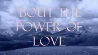 The Power of Love (Male Version) + Lyrics