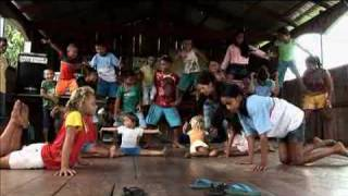 Documentário Pele Verde sobre População Ribeirinha: Episódio Circo na Amazônia