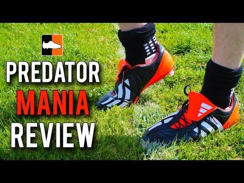 Exclusive adidas Predator Mania 2014 Boot Review