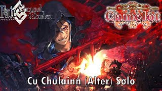 Gawain  - (Fate/Grand Order) - 【FGO NA】Camelot - vs Gawain (Cu Alter Solo)