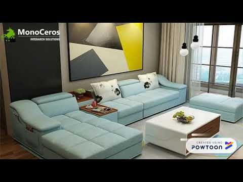 Living Room Interior Designing Service