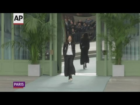 Virginie Viard presents her first Chanel Cruise collection as Artistic Director. (May 3)
