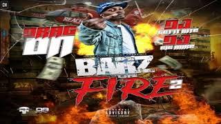 Drag-On - Barz On Fire 2 [FULL MIXTAPE + DOWNLOAD LINK] [2018]