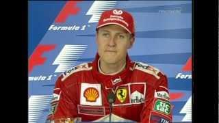 2000 Italian Grand Prix: Michael Schumacher Bursts Into Tears ᴴᴰ