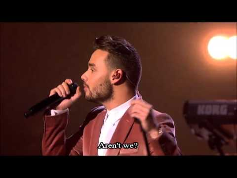 One Direction perform History LYRICS on The Final | The Final Results | The X Factor 2015 (видео)