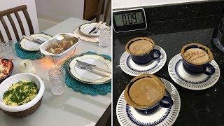 Fazendo Janta | Sobrecoxa c/ bacon | Cappucino c/ Doce de Leite e Mais..