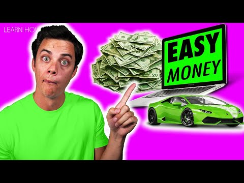 How i made a lot of money auto