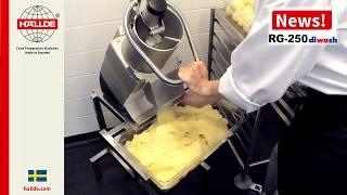 Potatoes: Slicer 1,5 mm