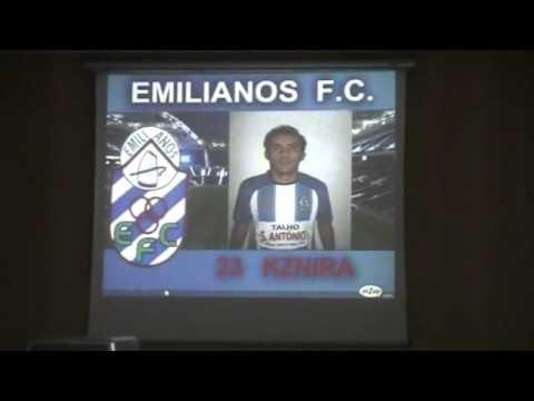emilianos fc 3 gala emilianinhos d ouro  parte 4