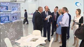 Новгородская делегация продолжает работу на международном инвестиционном форуме