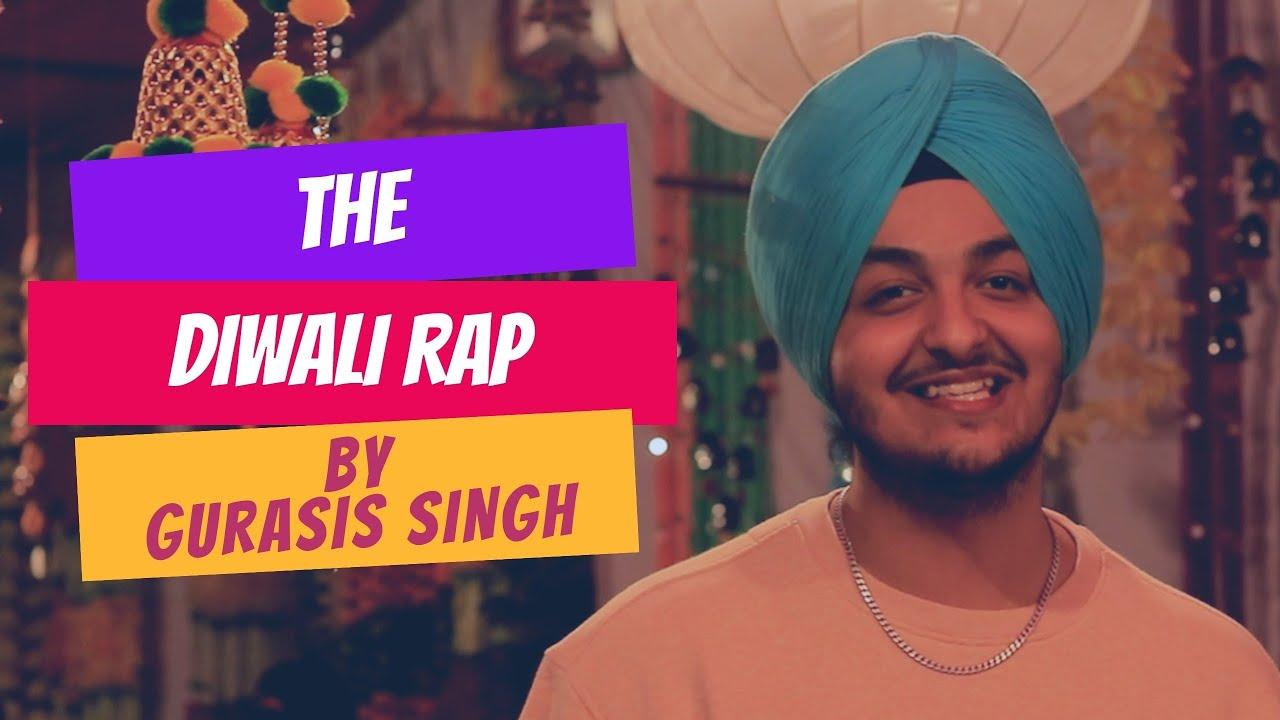 THE DIWALI RAP Lyrics -  Gurasis Singh Full Song Lyrics | Speed Records - Lyricworld