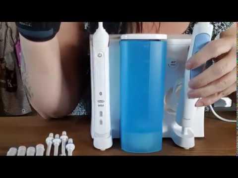 ORAL-B Center Smart 5 Mundpflegecenter mit Munddusche