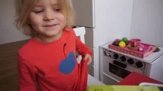 Юля (4 года, веган с рождения) о веганстве