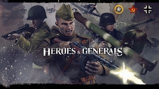 Возвращение в Heroes & Generals