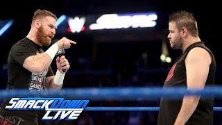 Sami Zayn confronts Kevin Owens: SmackDown LIVE, Sept. 26, 2017 | Kholo.pk