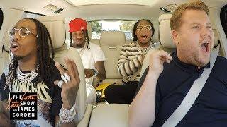 Coming Tuesday: Migos Carpool Karaoke