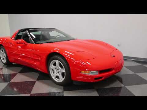 Video of '99 Corvette - N82I