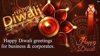 Diwali greetings WhatsApp status video | Diwali status videos | Happy Diwali | diwali greeting video