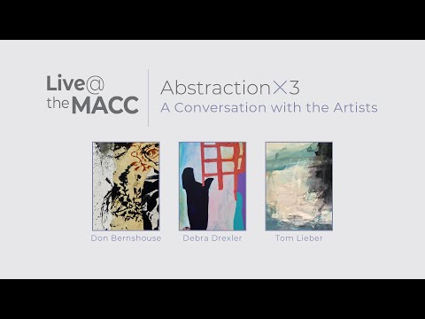 Schaefer Gallery's Abstractionx3 exhibit - A conversation with the artists