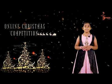 HENA ROSE | ONLINE CHRISTMAS SPEECH COMPETITION - LP | SANJOS VOICE