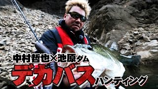 赤鬼デカバスハンティングin池原ダム【メガバス】