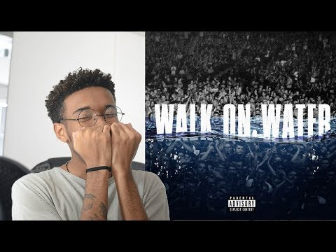 Eminem – WALK ON WATER First REACTION/REVIEW