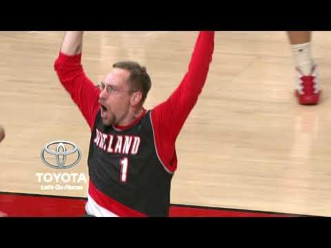 INCREDIBLE Fan Half Court Shots From The 2016-2017 NBA Season