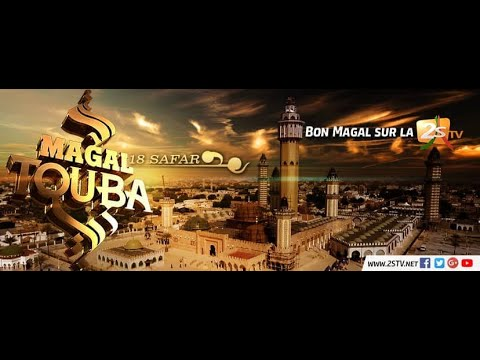 #2stvLive #MagalTouba #18Safar #SunuMagal