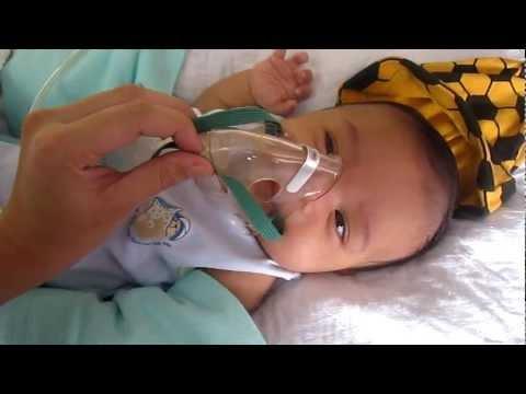 Video Pneumonia pada bayi