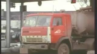 Бензина нет !  На АЗС Москвы, СССР. 1990 год. Актуальный репортаж
