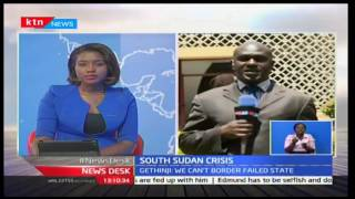 NewsDesk: Kenyan MPS want Riek Machar to give peace a chance in South Sudan 12/10/2016
