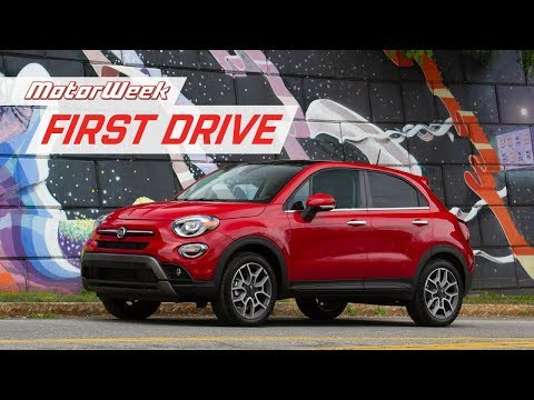2019 Fiat 500X | MotorWeek First Drive