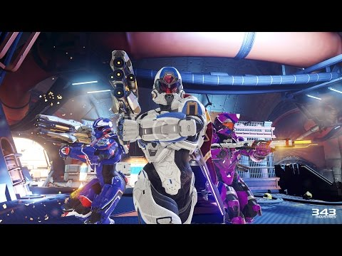 This Is What Firefight Looks Like In Halo 5