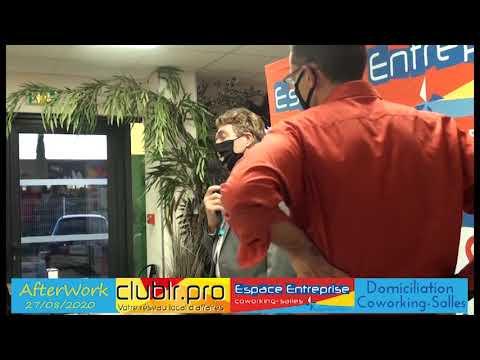 Patrick Losso-Les compagnons du savoir-Afterwork-entrepreneurs-Montpellier-08-10-2020 Patrick Losso-Les compagnons du savoir-Afterwork-entrepreneurs-Montpellier-08-10-2020