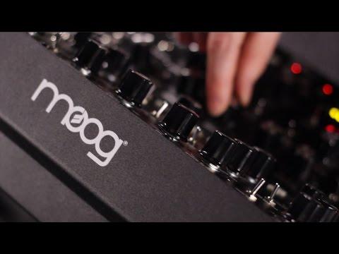 MOOG Mother 32 Analogový syntezátor