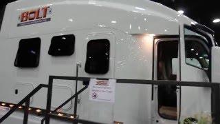 Жизнь в грузовике: Супер спальник Kenworth T680