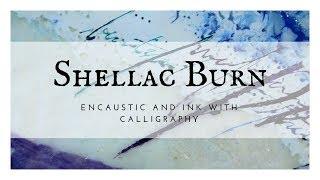 Shellac Burn Encaustics | Kholo.pk